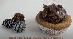 Muffins à la rose des sables Menu, Muffins, Cheesecake, Desserts, Chocolates, Menu Board Design, Cheesecake Cake, Postres, Deserts