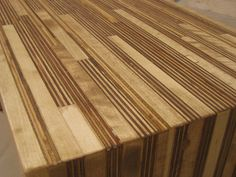 face laminating plywood table top - Google Search