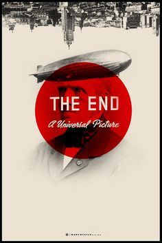 the end by Mark.Weaver, via Flickr
