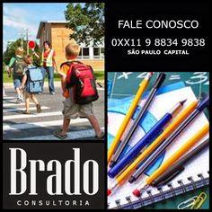 BRADO CONSULTORIA E SERVIÇOS LTDA.: PRATIQUE SEGURANÇA ESCOLAR