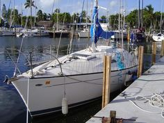 1973 Morgan located in Florida for sale Sailboats For Sale, Florida, Water, Gripe Water, The Florida