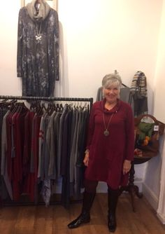 Thank you to Karen from our #RAFT of #Monmouth store for this morning's picture of the very gorgeous Margaret wearing one of the NEW winter jersey & needle cord tunics. Over berry fleece leggings, this is the perfect little smart/casual outfit. For more details of any of the clothes you see here, email monmouth@raft.company or tel. 01600 713727. Smart Casual Outfit, Casual Outfits, Fleece Leggings, Morning Pictures, Rafting, Tunics, Berry, Cord, Kimono Top
