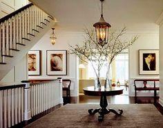 Eye For Design: Elegant Branch Decor For The Non-Rustic Home...