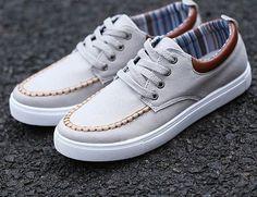 Mens Cool Comfort Casual Sneakers