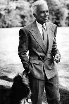 Happy birthday to iconic fashion designer Ralph Lauren, who was born on this day in 1939.