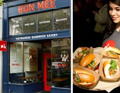 Vietnamese Sandwich eatery / Bun Mee