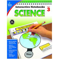 Time-Saving interactive notebook templates that allow students to show what they know! Interactive Notebooks: Science for third grade is a fun way to teach and reinforce effective note taking for stud Third Grade Science, Middle School Science, Elementary Science, Science Classroom, Teaching Science, Teaching Ideas, Classroom Ideas, Science Writing, Primary Science