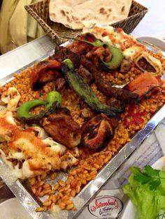 Ottoman Dinner, Istanbul Turkey