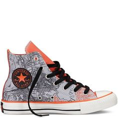 Chuck Taylor All Star San Francisco Moments Collection -- that celebrates historic moments in San Francisco's history