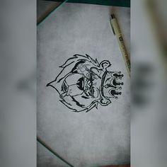 Triangle, Draw, Tattoos, Painting, Animals, Tatuajes, Animales, Animaux, To Draw