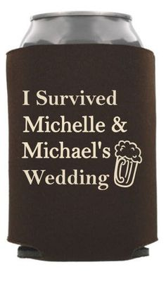 Check out this cool design from Totallyweddingkoozies.com