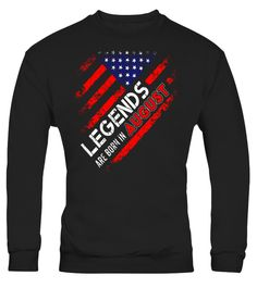 """# Legends are born in August American Flag Birthday T Shirt .  Special Offer, not available in shops      Comes in a variety of styles and colours      Buy yours now before it is too late!      Secured payment via Visa / Mastercard / Amex / PayPal      How to place an order            Choose the model from the drop-down menu      Click on """"Buy it now""""      Choose the size and the quantity      Add your delivery address and bank details      And that's it!      Tags: Gift for a lucky person…"""