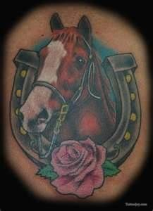 Quite similar to how I planned my cover up tatoo, just need a horse to call my own to finalize the design