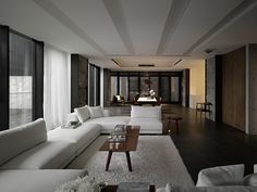 Spacious By Shang Yih Interior Design Co. Is A Finalist In Interior Designu0027s  Best Of