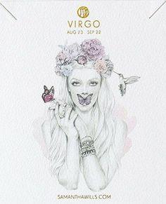 Virgo By Samantha Wills