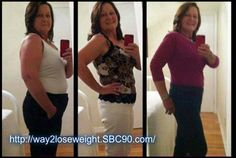 "Here's Janet's 90-day update: O.K. here is my up - date... I am telling y'all... Skinny Fiber works!!! This is my before and after pics of me taking Skinny Fiber for 6 months... "" Up - Date "" As of today, I am still taking Skinny Fiber & Loving it !!! Today is 6 months taking Skinny Fiber...I am so excited to report that... I feel amazing and my energy is never ending...I feel in control of my life!..."