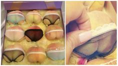 Peach panties -- the fruit, not the color (click thru for the Sexy What!? Pinterest board)