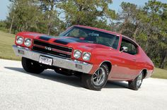 The Ultimate Muscle Car – The 1970 LS6 Chevelle Was America's King Of The Streets | Heacock Classic Insurance