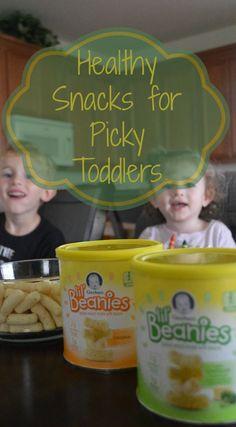 Healthy Snacks for Picky Toddlers http://makobiscribe.com/healthy-snacks-for-picky-toddlers/ #ad #GerberWinWin https://ooh.li/e4102b4 https://ooh.li/ea563b6