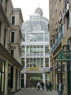 Barton Arcade, Manchester, England