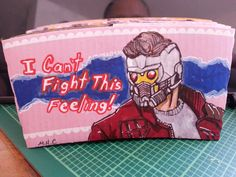 Cup sleeve 10  Starlord © Marvel