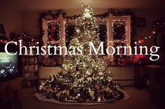 Chrsitmas Morning | Christmas Morning Pictures, Photos, and Images for Facebook, Tumblr ...