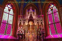 Adoration Chapel - Heralds of the Gospel - Brazil Eucharist, Heavenly Father, Brazil, Saints, Communion