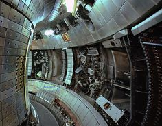 Thomas Struth, Tokamak Asdex Upgrade Interior 2 Max Plack IPP, Garching, 2009