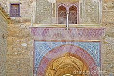 Moorish Walls - Download From Over 38 Million High Quality Stock Photos, Images, Vectors. Sign up for FREE today. Image: 62106139