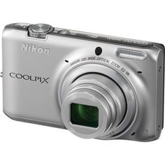 Shop Nikon Coolpix S6500 16 Megapixel Wireless Digital Camera - Silver online at lowest price in india and purchase various collections of Point & Shoot Digital Cameras in Nikon brand at grabmore.in the best online shopping store in india