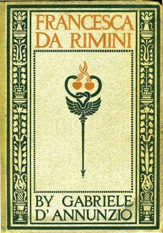D'Annunzio, Gabriele--Francesca Da Rimini--Stokes, 1902 | Flickr - Photo Sharing!