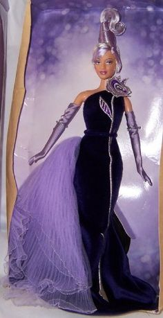 Bob Mackie Avon The Sterling Silver Rose Barbie Collectibles Doll ** You can find out more details at the link of the image-affiliate link. #BarbieDollsCollectibles
