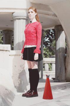 Towanda Knitwear :: Mila Cardigan