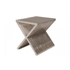 X End Table Stool