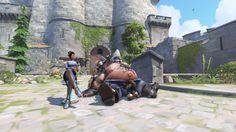 Symmetra Chopper screenshot Overwatch
