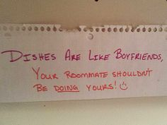 Roommates are the best, aren't they? (18 photos) - a-roommate-notes-13