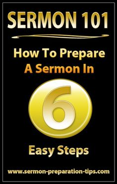 Pin by William Jones on Sermon Preparation | Youth sermons