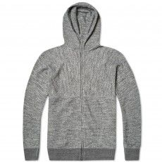Nanamica Sweat Parka (Heather Charcoal)