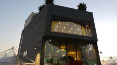 Confidi commercio Pordenone new HQ by arch. Antonio Santarossa. Structural consultant #BLDing ing. Ass.