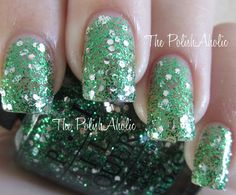 Fresh Frog of Bel Air (OPI, Muppets Holiday 2011 Collection)