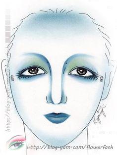 紙妝設計/鬼 (進階中級課程)
