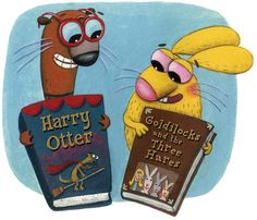Do Unto Otters by Laurie Keller to help teach kids manners and polite skills