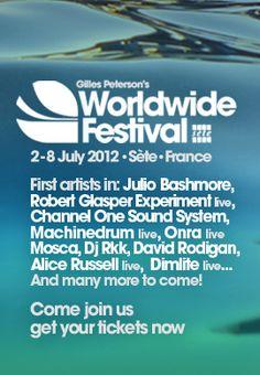 Worldwidefestival 2012 / 2-8 Julio 2012
