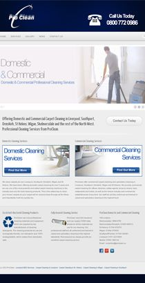 Pro Clean Carpet Cleaning Services