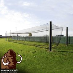 Mastodon™ Engineered Batting Cage System - Batting Cage Packages - Batting Cages