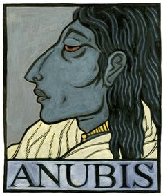 Anubis is the ancient Egyptian God of enbalming and cemeteries, Who guards tombs and guides the dead to the Underworld. His worship is very old in Egypt. Greek Mythology Art, Egyptian Mythology, Anubis, Death God, Roman Gods, Greek Gods And Goddesses, Ancient Civilizations, Archetypes, Ancient Egypt