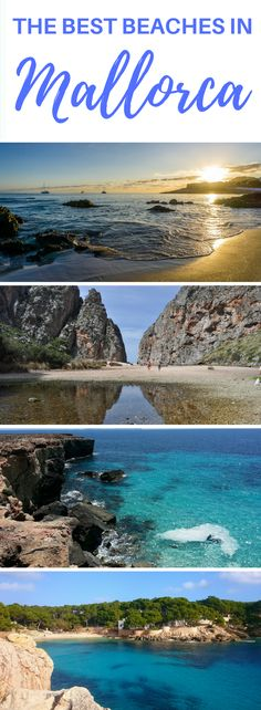 Find out which are the most beautiful beaches on the island of Mallorca, Spain. | best beaches in mallorca best beaches in Majorca | where to go in Mallorca | Majorca best beaches | Mallorca attractions | beaches in Mallorca | beaches in Majorca | winter sun in Majorca | winter sun in Mallorca | hidden beaches in Mallorca | calas in Mallorca | non touristy Mallorca | family friendly beaches Mallorca | secluded beaches Mallorca