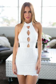 659733a637 Apocalypse Nights Lace Dress ▷ ▷▷ Shop It Now ❤ Xenia Boutique xx