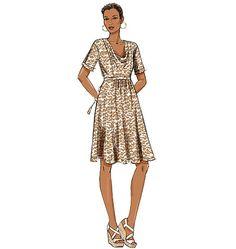B5778 | Misses' Dress | Dresses | Butterick Patterns