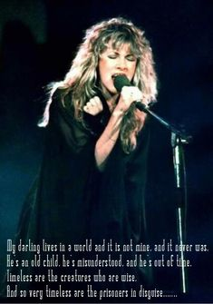 Stevie Nicks: Beauty and the Beast live at Red Rocks